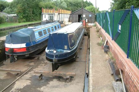 Langley Mill Boat Co. 2009
