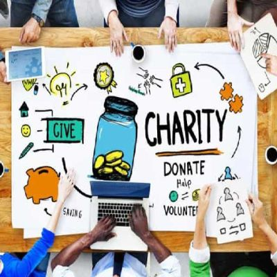 Give your time - donation image